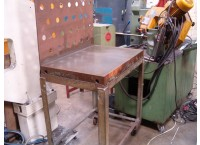 Steel Surface Table Table